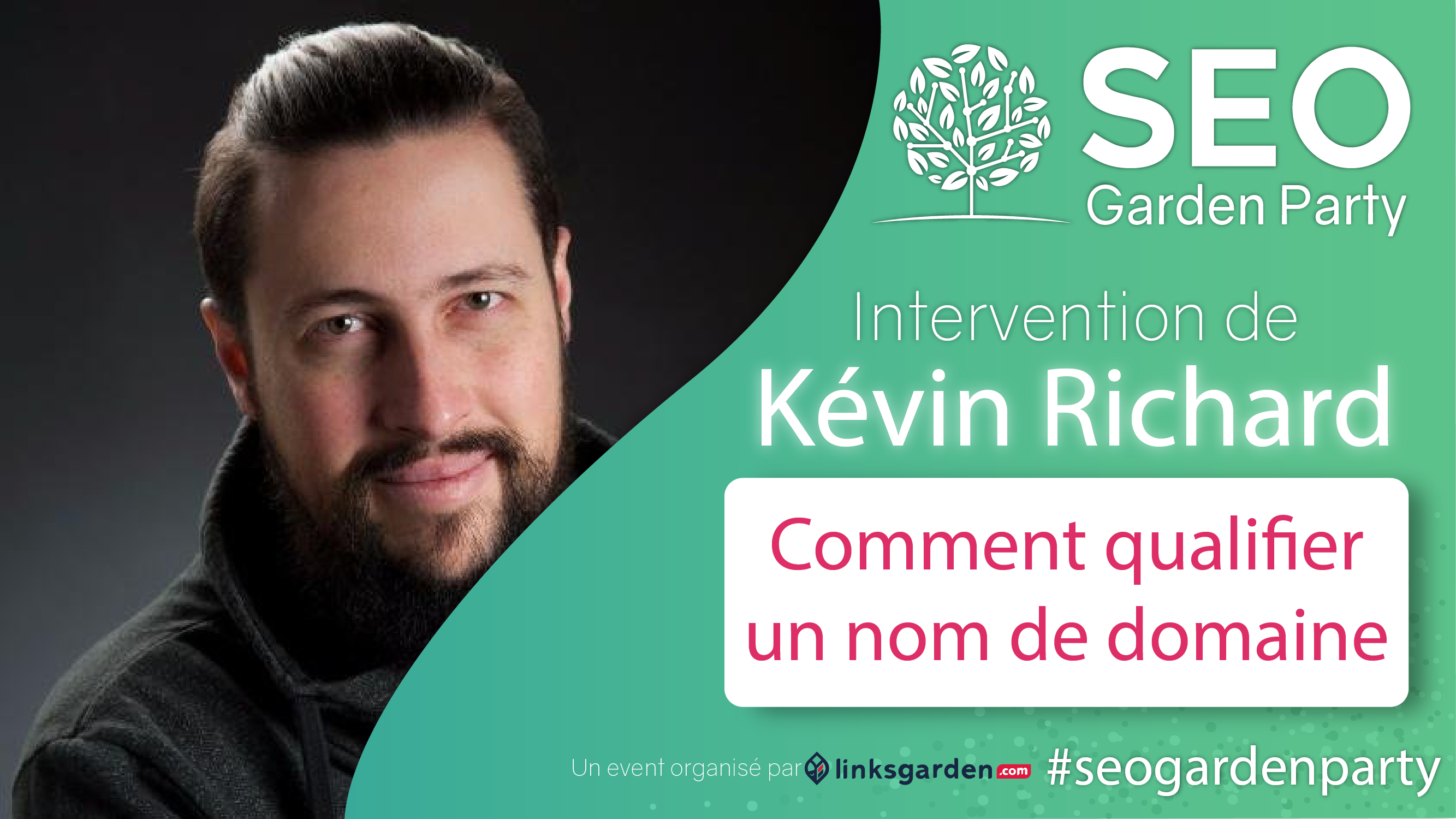 Kévin Richard seo garden party par linksgarden