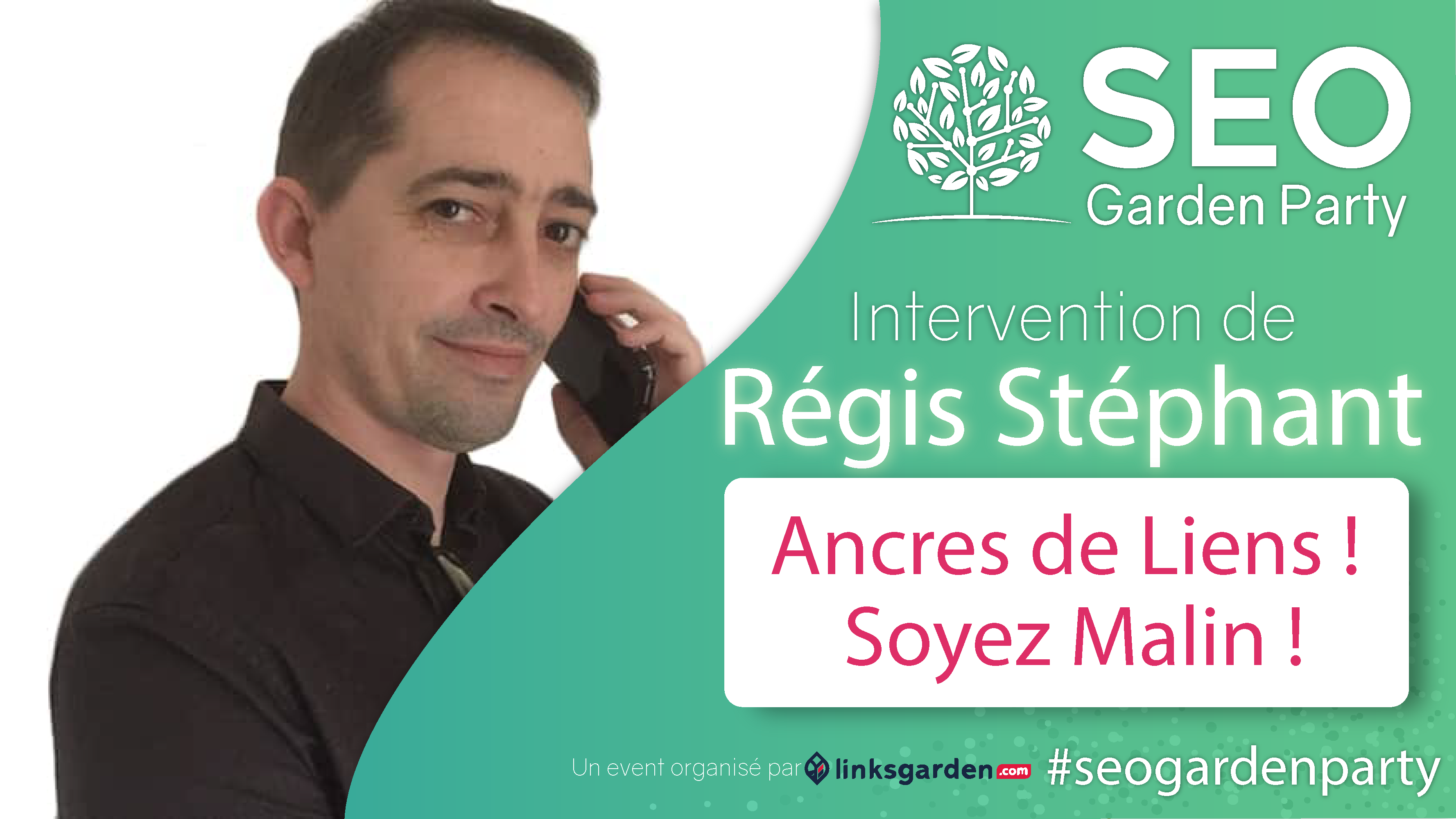 Regis stephant seo garden party par linksgarden